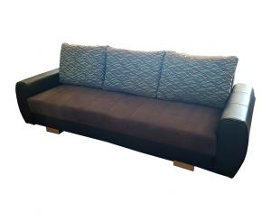 Streifen karos kanapé