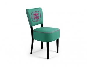 Nisa hímzett szék