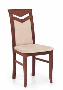 Citrone tömörfa szék
