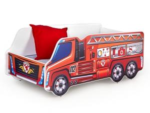 Fire truck gyerekágy