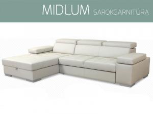 Midlum sarokgarnitúra 16