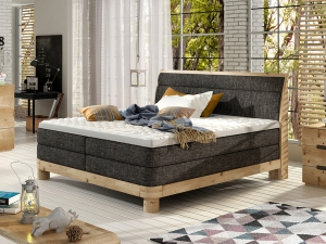 Forest boxspring ágy