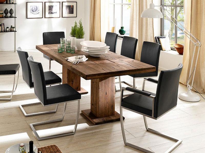 Manchester tömör tölgyfa asztal 28
