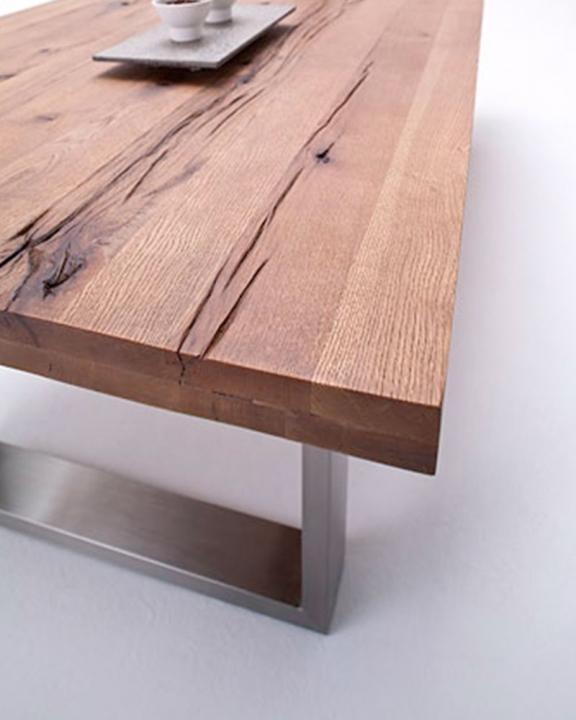 Castello tömör tölgyfaasztal 28