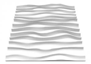 Dune gipsz falpanel - Model 11