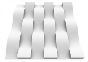 Curves gipsz falpanel - Model 13