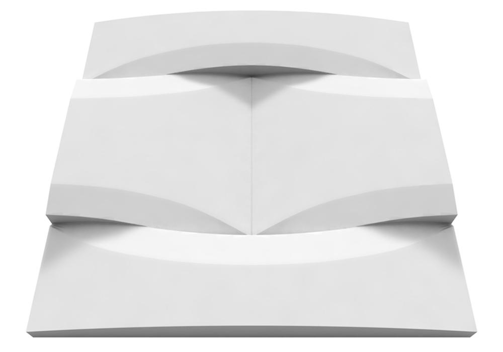 Hugos gipsz falpanel - Model 15
