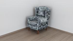 Carlos II. - 10 fotel