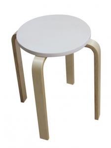 Erin rakásolható ülőke (Natúr-Fehér)