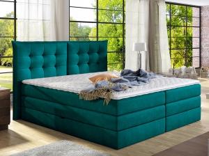 Fendy 47 - boxspring ágy