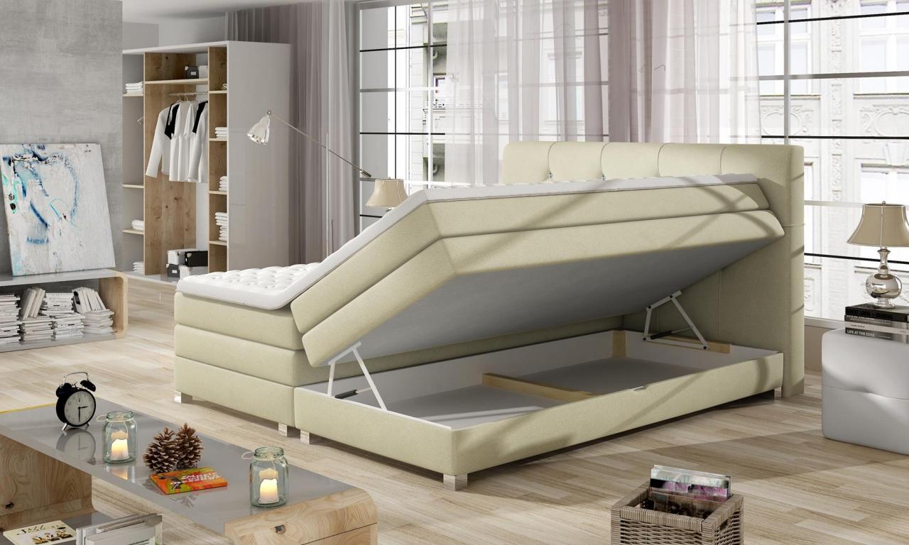 Svaro boxspring ágy