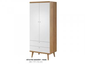 Primo kétajtós szekrény