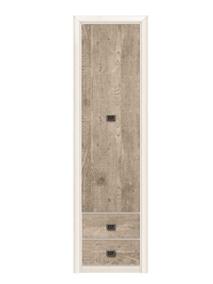Koen II REG 1D2S-49  magas szekrény