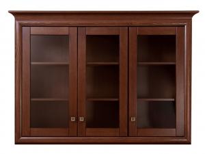 Rossini 06 vitrines felső szekrény 3 ajtós 29