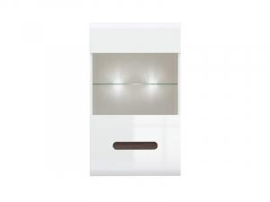 Azteca-49 005 Fali vitrines szekrény