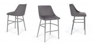 Alberta H65 bár szék fém lábbal 37
