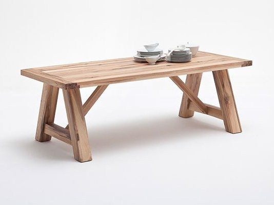Bristol  tömörfa asztal-28