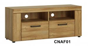 Cortina 2 Fiókos TV-állvány-13 CNAF01