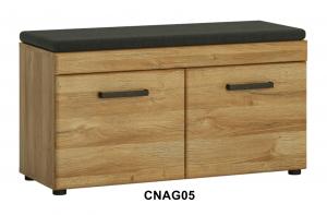 Cortina 2 ajtós pados cipőtároló-13 CNAG05