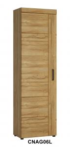 Cortina 1 ajtós balos szekrény-13 CNAG06L