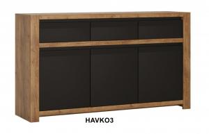 Havana  Komód-13 HAVKO3