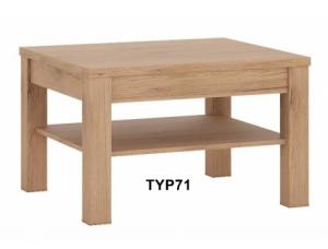Summer-13 Dohányzó asztal TYP71