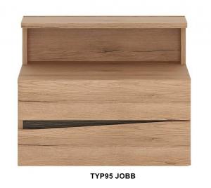 Summer-13 Éjjeli szekrény TYP95 JOBB