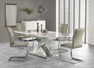 Sandor 2-25 étkezőasztal szürke