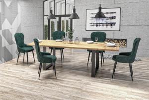 Radus Tömörfa étkező asztal-25