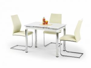 Logan 2 -25 étkezőasztal - Fehér